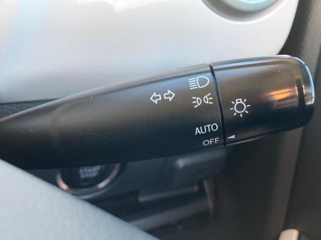 Xターボ 禁煙車 衝突軽減S 車線逸脱警報 CD AUX ETC ステリモ アイドリングストップ スマートキー Pスタート シートヒーター ベンチシート キセノンライト フォグ オートライト 純正アルミ 取説(27枚目)