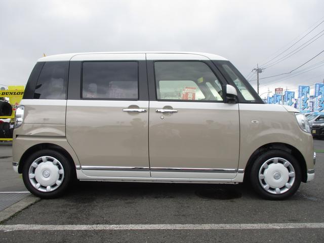「ダイハツ」「ムーヴキャンバス」「コンパクトカー」「東京都」の中古車4