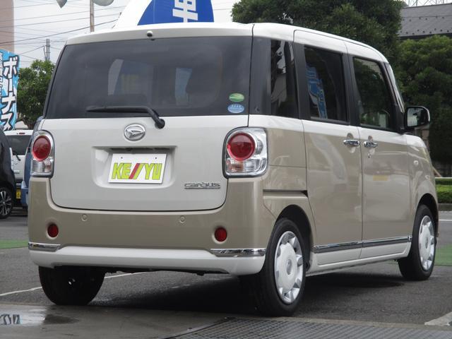 「ダイハツ」「ムーヴキャンバス」「コンパクトカー」「東京都」の中古車5