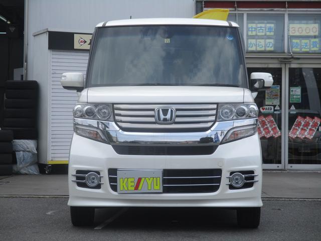 「ホンダ」「N-BOXカスタム」「コンパクトカー」「東京都」の中古車2