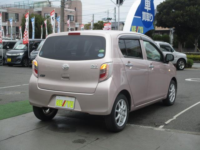 「ダイハツ」「ミライース」「軽自動車」「東京都」の中古車5