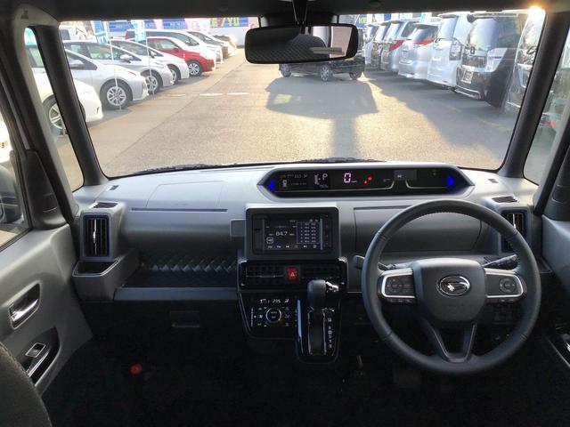 カスタムRSセレクション 禁煙車 両側自動スライドドア アラウンドビューモニター レーダークルーズコントロール 衝突被害軽減装置 コーナーセンサー シートヒーター LEDヘッドライト ハーフレザーシート スマートキー ETC(9枚目)