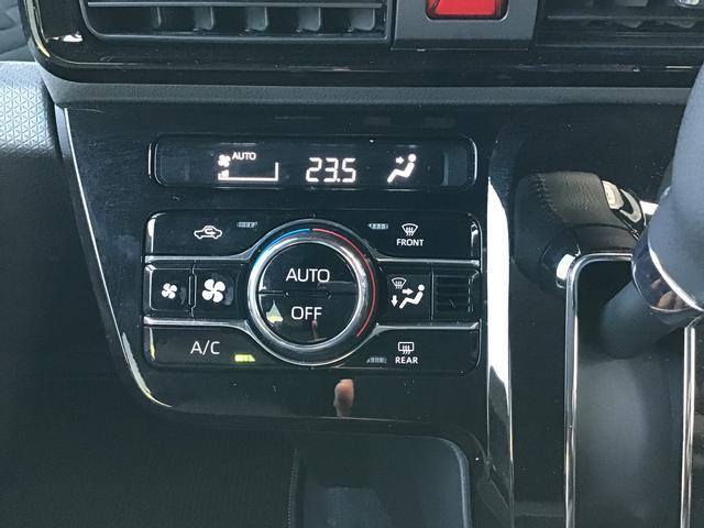 カスタムRSセレクション 禁煙車 両側自動スライドドア アラウンドビューモニター レーダークルーズコントロール 衝突被害軽減装置 コーナーセンサー シートヒーター LEDヘッドライト ハーフレザーシート スマートキー ETC(25枚目)