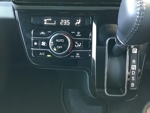 カスタムRSセレクション 禁煙車 両側自動スライドドア アラウンドビューモニター レーダークルーズコントロール 衝突被害軽減装置 コーナーセンサー シートヒーター LEDヘッドライト ハーフレザーシート スマートキー ETC(26枚目)