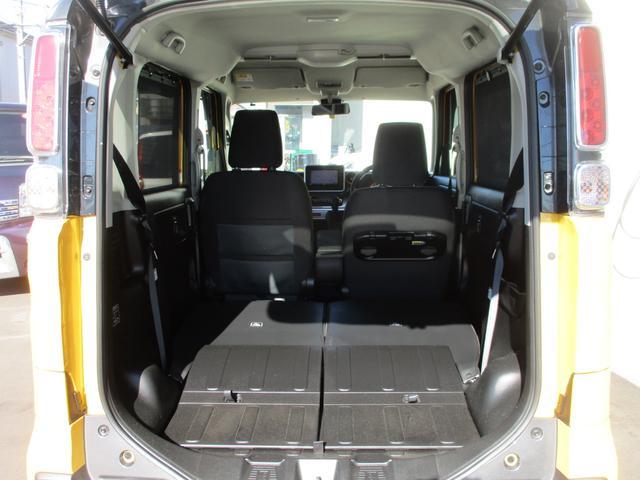 ハイブリッドXZ ターボ 禁煙車 1オーナー クルーズコントロール 衝突被害軽減装置 レーンアシスト 社外ナビAVN138M 1セグ CD バックカメラ 両側自動スライドドア シートヒーター LEDヘッドライト 純正アルミ(17枚目)