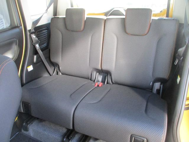ハイブリッドXZ ターボ 禁煙車 1オーナー クルーズコントロール 衝突被害軽減装置 レーンアシスト 社外ナビAVN138M 1セグ CD バックカメラ 両側自動スライドドア シートヒーター LEDヘッドライト 純正アルミ(24枚目)