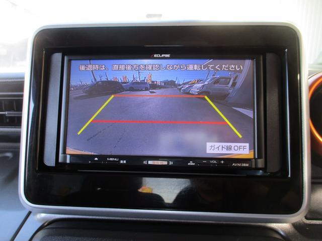 ハイブリッドXZ ターボ 禁煙車 1オーナー クルーズコントロール 衝突被害軽減装置 レーンアシスト 社外ナビAVN138M 1セグ CD バックカメラ 両側自動スライドドア シートヒーター LEDヘッドライト 純正アルミ(26枚目)