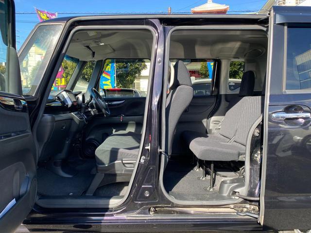 G・Lパッケージ フル装備 スマートキー 盗難防止機能 ステリモ 社外7インチナビ フルセグ CD DVD ミュージックサーバー バックカメラ 両側スライド左側電動 HIDヘッドライト 社外14インチアルミ 保証書(18枚目)