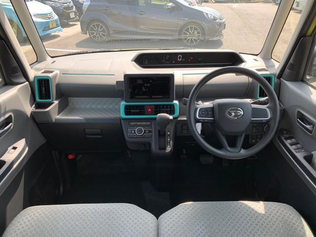 X スマートアシスト 左側電動スライドドア LEDヘッドライト オートライト オートマチックハイビーム レーンアシスト コーナーセンサー スマートキー プッシュスタート 6エアバック 電格ミラー(2枚目)