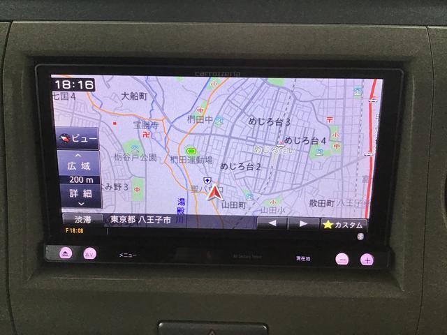 Xセレクション 禁煙車 社外SDナビ フルセグ CD ミュージックサーバー AUX USB BLUETOOTH接続 アイドリングストップ ETC プッシュスタート シートヒーター ベンチシート 電格ミラー Pスタート(3枚目)