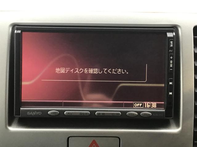 S 禁煙車 社外ナビ CD DVD再生 AUX キーレスエントリー 電格ミラー ベンチシート Wエアバック ABS フロアマット サイドバイザー(23枚目)
