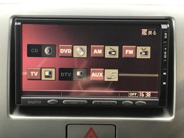 S 禁煙車 社外ナビ CD DVD再生 AUX キーレスエントリー 電格ミラー ベンチシート Wエアバック ABS フロアマット サイドバイザー(24枚目)