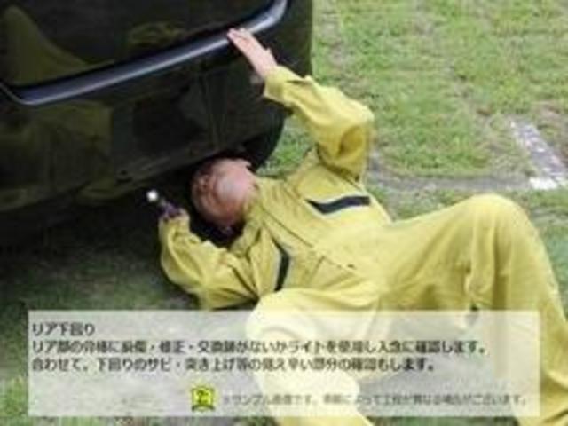 S 禁煙車 社外ナビ CD DVD再生 AUX キーレスエントリー 電格ミラー ベンチシート Wエアバック ABS フロアマット サイドバイザー(48枚目)