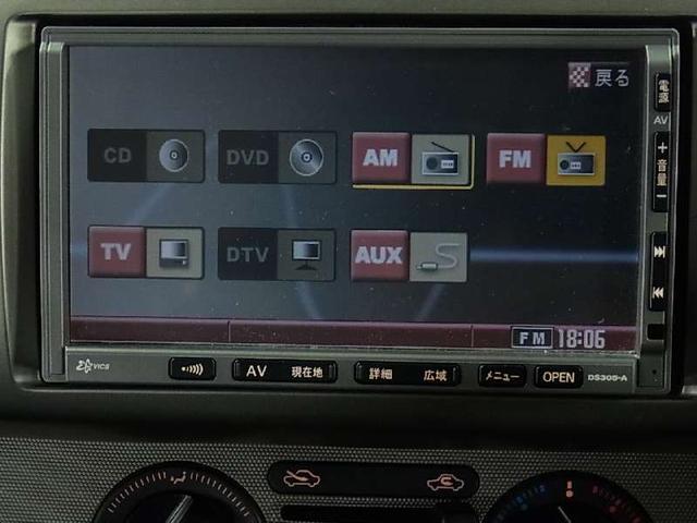 日産 ノート 15S Vパッケージ 純正DVDナビ