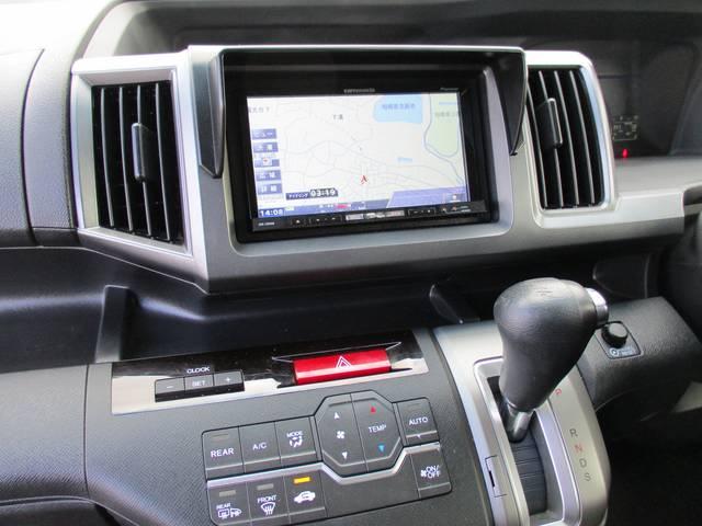 ホンダ ステップワゴンスパーダ Z HDDナビ後席モニタ-地デジDVDバックカメラ 両側自動