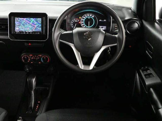 スズキ イグニス ハイブリッド MG SDナビ フルセグTV シートヒーター