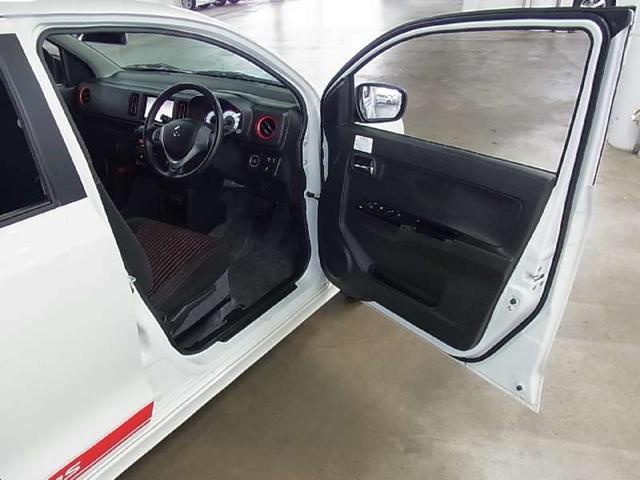 スズキ アルトターボRS ベースグレード 4WD レーダーブレーキサポート SDナビ