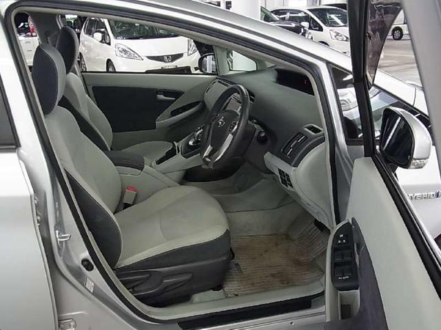 トヨタ プリウス S LEDエディション 純正SDナビ フルセグTV ETC