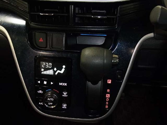 ダイハツ ムーヴ カスタムX ハイパーSA 1セグメモリーナビ LEDライト