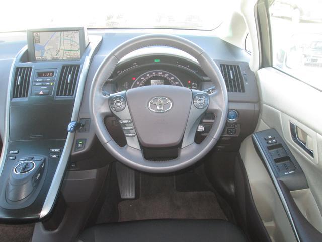 トヨタ SAI S 1オーナー メーカーHDDナビ クルーズコントロール