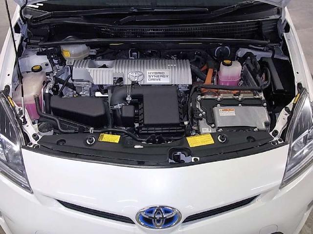トヨタ プリウス S 純正SDナビ バックカメラ ディスチャージヘッドライト