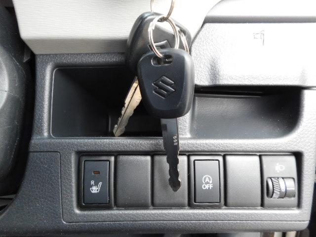 スズキ ワゴンR FX アイドリングストップ CDオーディオ シートヒーター