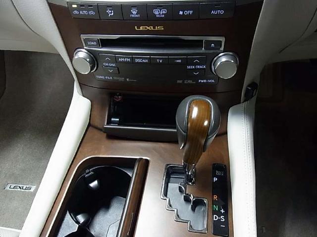 レクサス LS LS460 バージョンC Iパッケージ 4WD HDDナビ