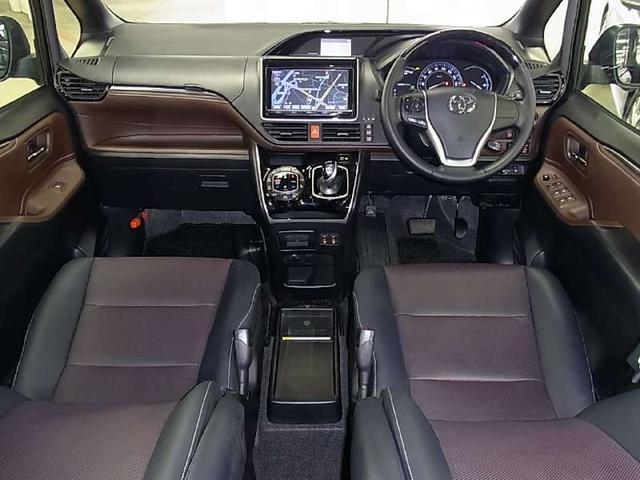 トヨタ エスクァイア ハイブリッドGi 1オーナー SDナビ 両側電動スライドドア