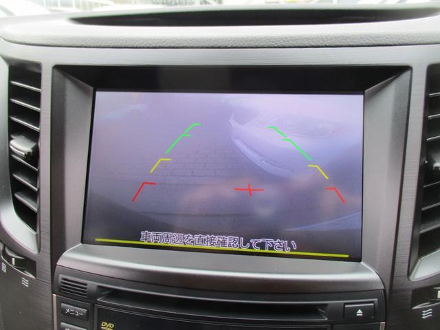スバル レガシィツーリングワゴン 2.5I アイサイト 4WD HDDナビ衝突軽減ブレーキ禁煙