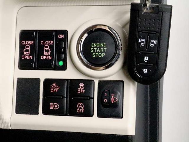 Xリミテッド メイクアップ SA3 両側パワースライドドア(18枚目)