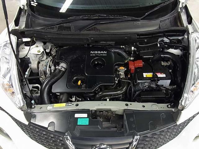日産 ジューク 16GT FOUR タイプV 4WD 純正地デジSDナビ