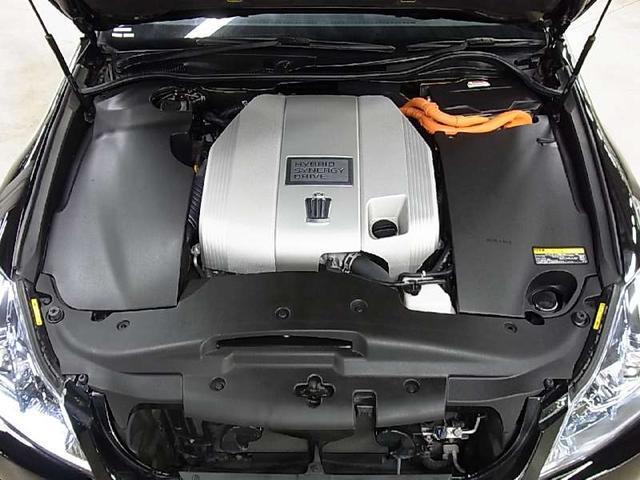 トヨタ クラウンハイブリッド ベースグレード 純正HDDナビ バックカメラ 純正18アルミ