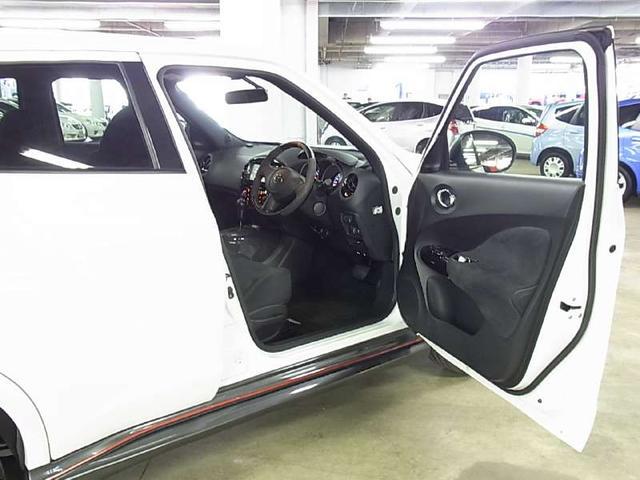 日産 ジューク ニスモ 4WD 専用純正18インチアルミ 純正地デジSDナビ