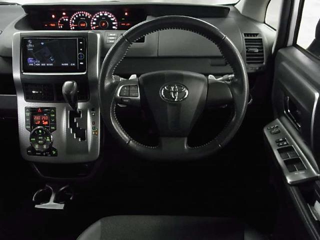 トヨタ ヴォクシー ZS 煌Z 純正HDDナビ 両側パワースライドドア HID