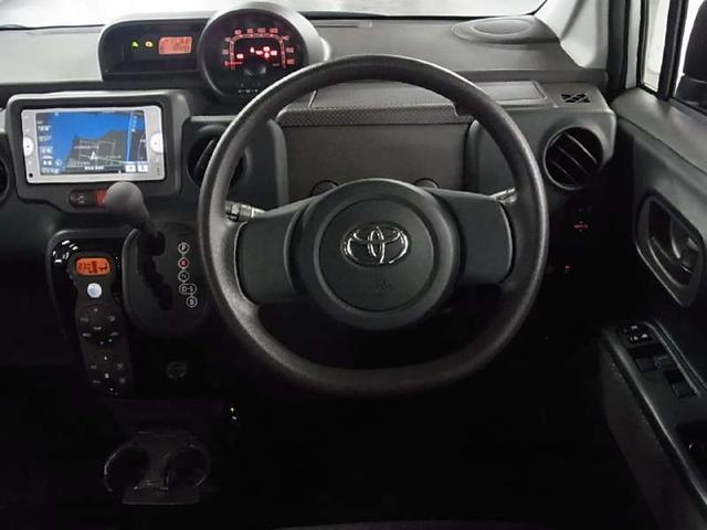トヨタ スペイド 1.5F モデリスタエアロ 純正SDナビ ワンセグTV