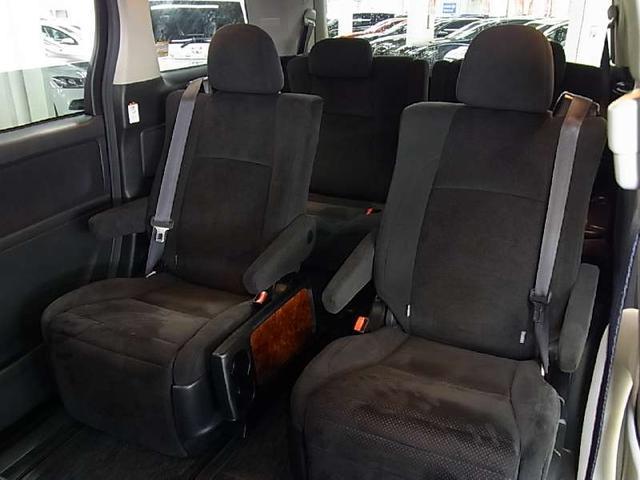 トヨタ ヴェルファイア 2.4Z プラチナムセレクション ワンオーナー ムーンルーフ