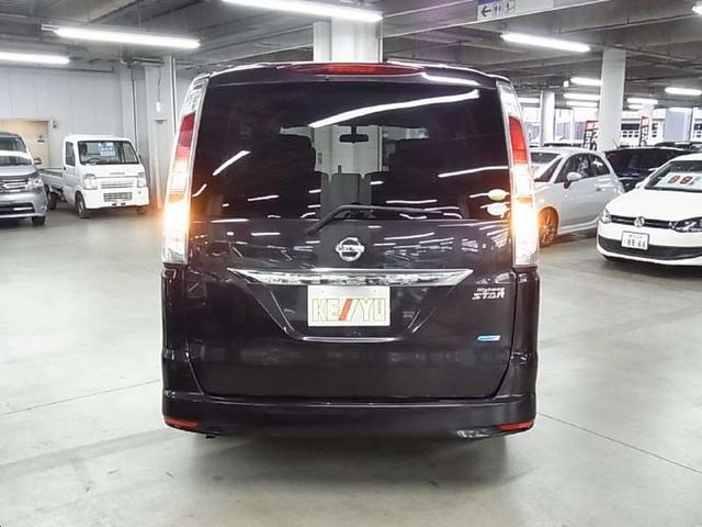 日産 セレナ ハイウェイスターVセレクション 純正SDナビ 両側自動ドア
