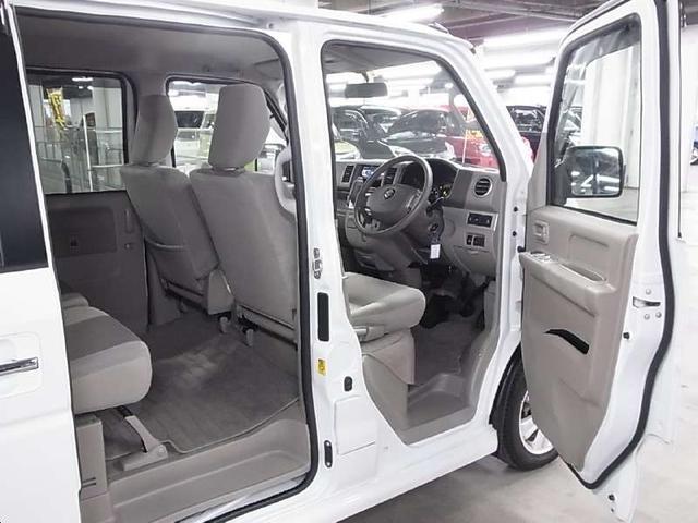 スズキ エブリイワゴン PZターボスペシャル 電動オートステップ 両側電動ドア