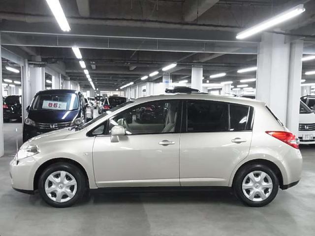 「日産」「ティーダ」「コンパクトカー」「東京都」の中古車8
