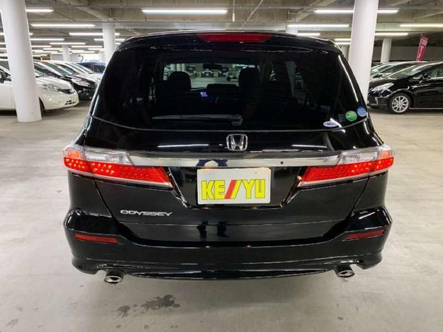 「ホンダ」「オデッセイ」「ミニバン・ワンボックス」「東京都」の中古車5
