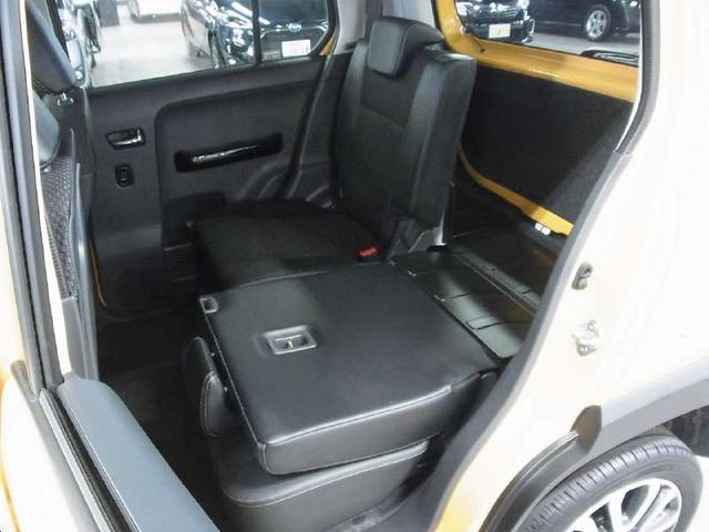 JスタイルIIターボ 特別仕様車 S-エネチャージ デュアルカメラブレーキサポート 全方位モニター メーカーナビ 専用レザー調コンビシート シートヒーター アイドリングストップ クルーズコントロール パドルシフト ETC(14枚目)