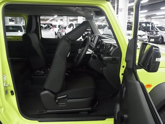 JC 4AT 4WD 衝突軽減ブレーキ車線逸脱警報ヒルディセントコントロールLEDヘッドライトヘッドランプウォッシャー純正15インチアルミホイールシートヒータークルーズコントロールキーレスプッシュスタート(22枚目)