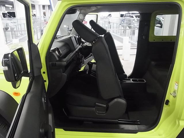 JC 4AT 4WD 衝突軽減ブレーキ車線逸脱警報ヒルディセントコントロールLEDヘッドライトヘッドランプウォッシャー純正15インチアルミホイールシートヒータークルーズコントロールキーレスプッシュスタート(23枚目)