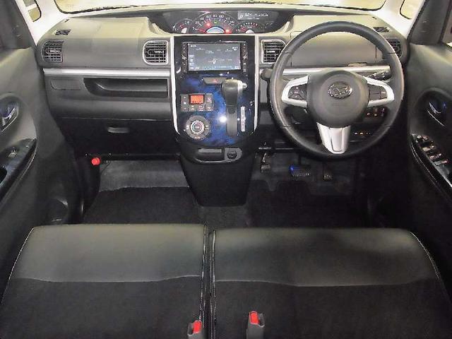 カスタムRS トップエディションSAIII スマートアシスト3 車線逸脱警報 オートハイビーム 両側パワースライドドア アイドリングストップ シートヒーター ETC clarionSDナビ バックカメラ フルセグTV LEDオートライト 禁煙車(3枚目)
