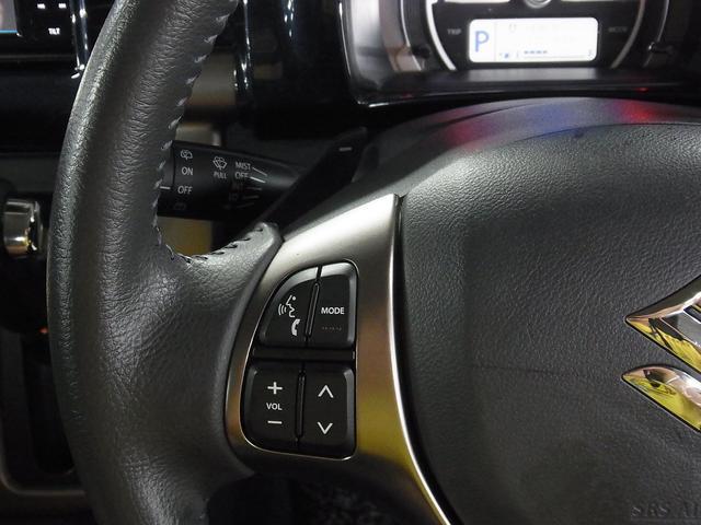 JスタイルIIIターボ ワンオーナー スズキセーフティサポート SDナビ フルセグTV BTオーディオ バックカメラ ビルトインETC クルーズコントロール パドルシフト シートヒーター ディスチャージライト ルーフレール(30枚目)
