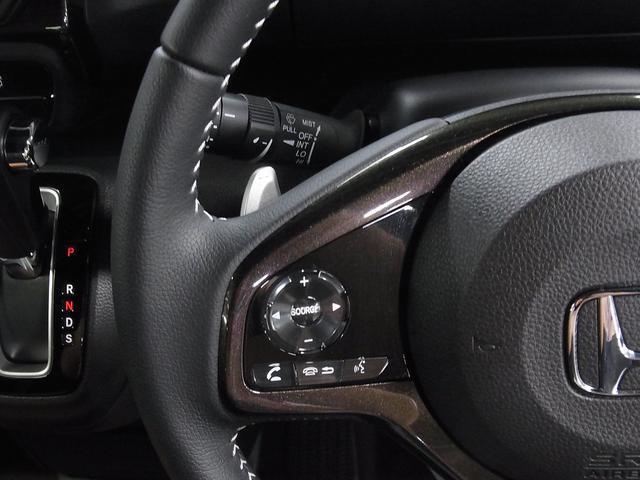 G・Lターボホンダセンシング 衝突軽減ブレーキ 誤発進抑制機能 アダプティブクルーズコントロール 車線維持支援システム オートハイビーム 両側パワースライドドア LEDヘッドライト 純正15アルミ パドルシフト ビルトインETC(28枚目)