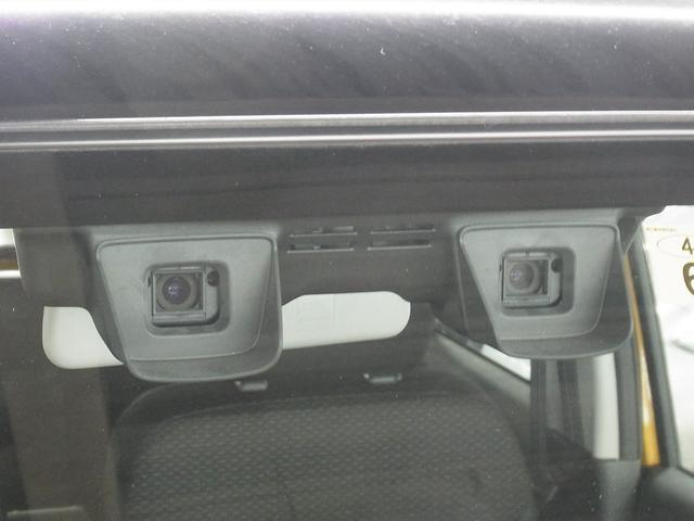 JスタイルII 特別仕様車 1オーナー デュアルカメラブレーキサポート 車線逸脱警報 専用レザー調コンビシート シートヒーター KENWOODメモリナビTV BTオーディオ アイドリングストップ HID 純正15AW(35枚目)