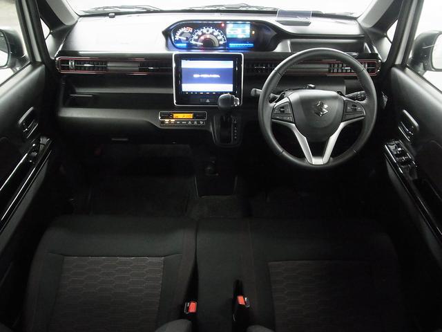 ハイブリッドT ターボ デュアルセンサーブレーキサポート ヘッドアップディスプレイ シートヒーター 純正8インチフルセグナビ BLUETOOTHオーディオ クルーズコントロール 純正15インチAW LEDライト 禁煙(3枚目)