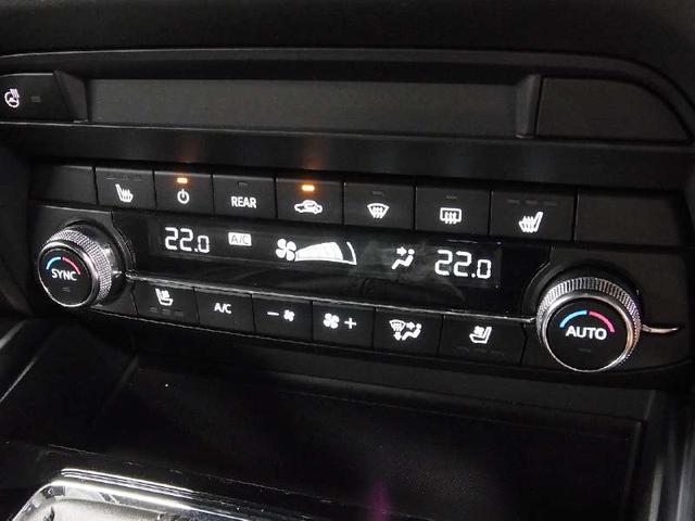 XD Lパッケージ ナッパレザー電動シート ベンチレーション パワーリフトゲート HUD 後席シートヒーター 360度ビューモニター BOSE マツダコネクト アドバンストSCBS レーダークルーズ パーキングセンサー(18枚目)