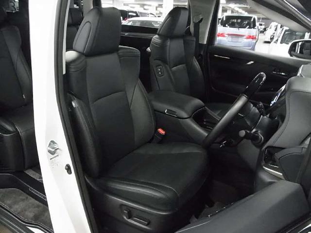2.5Z Gエディション 後期型 1オーナー 11型ナビ 12.8型後席モニタ 黒革電動シート ツインサンルーフ 両側自動ドア セーフティセンス ドラレコ 3眼LEDライト ETC パワーバックドア シートヒーター Cセンサー(12枚目)